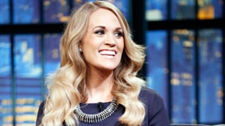Carrie Underwood: Pregnant Wardrobe Changes Are Still a Possibility During 2014 CMA Awards