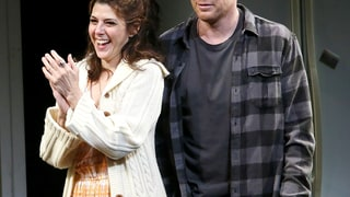Marisa Tomei and Michael C. Hall (The Realistic Joneses)