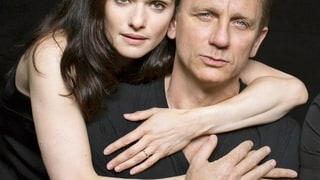 Rachel Weisz and Daniel Craig (Betrayal)