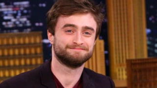 Daniel Radcliffe Is a Rapper! Watch the Harry Potter Star Nail