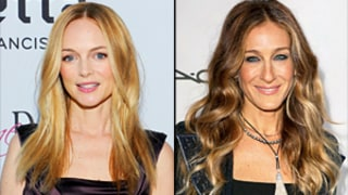 Heather Graham: Sarah Jessica Parker Was So Kind on Sex and the City Set