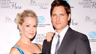 Jennie Garth Talks Co-Parenting With Peter Facinelli: