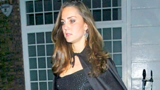 Kate Middleton Wore a Sexy Witch Halloween Costume in 2007: Throwback Pics!