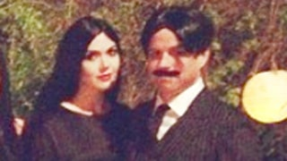 Mandy Moore, Husband Ryan Adams Go as Addams Family Couple in Halloween Throwback Photo