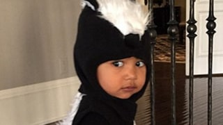 Kim Kardashian Dresses North in Skunk Costume; See How the Today Show Celebrated Halloween: Top 5 Stories