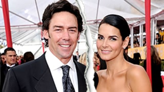 Angie Harmon, Jason Sehorn Split: Stars End 13-Year Marriage