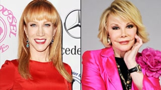Kathy Griffin Was Offered Joan Rivers' Spot on Fashion Police: