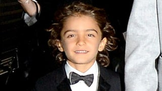 Matthew McConaughey's Son Levi Suits Up for Premiere, Looks Just Like His Dad: See the Adorable Photos