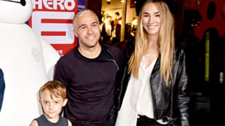 Pete Wentz, Girlfriend Meagan Camper Take Bronx, 5, to Big Hero 6 Premiere: See Him All Grown Up!