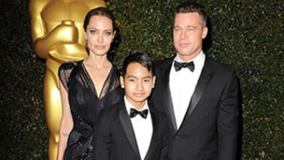 Angelina Jolie's Daughter Zahara Tattled on Brother Maddox For Kissing His Girlfriend -- Read the Cute Story!