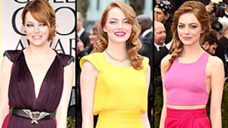Emma Stone's Best Red Carpet Moments