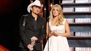 Carrie Underwood, Brad Paisley Hint at Sex of Carrie's Baby-to-Be --  Find Out If She's Having a Boy or Girl Here!