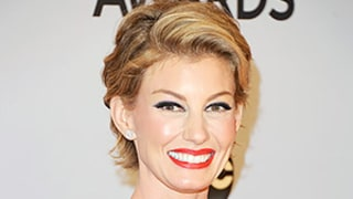 Faith Hill Has a Pixie! See Her Haircut Debut on the CMA Awards Red Carpet