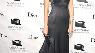 Camilla Belle: Guggenheim International Gala Dinner