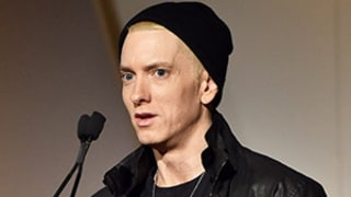 Eminem Looks Gaunt at Wall Street Journal Event -- See His Different Look Here