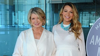 Pregnant Blake Lively, Martha Stewart Reunite After Preserve Jab: Pictures
