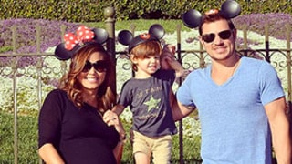 Nick Lachey, Vanessa Minnillo Celebrate Birthdays With Son Camden at Disneyland: Cute Photos