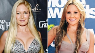 Heidi Montag: I've Never Met Amanda Bynes, But She Can Come Stay With Me!