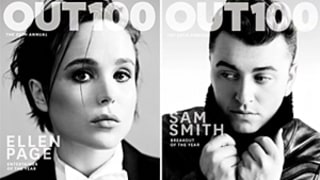 Ellen Page, Sam Smith Talk Coming Out as Gay, Honored as Out Magazine's OUT100 Cover Stars