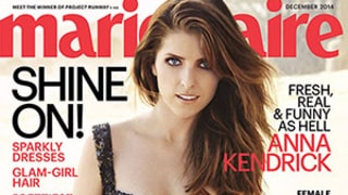 Anna Kendrick Gives Drunk Marie Claire Interview, Says People Think She's Not Pretty -- Read Her Confessions Here!