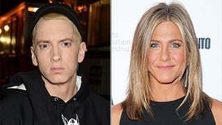 Eminem Threatens to Punch Lana Del Rey in the Face; Jennifer Aniston Gushes About