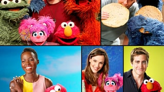 Celebrities Who've Visited Sesame Street!