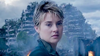 Insurgent Teaser Trailer: Divergent Sequel Features Shailene Woodley's Tris in Peril -- Watch Now!