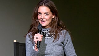 Katie Holmes Says Dawson's Creek Cast Still Keeps in Touch: