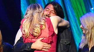 Dave Grohl Reflects on Rock and Roll Hall of Fame Hug With Courtney Love: