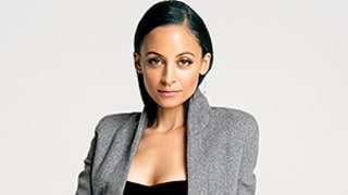 Nicole Richie On Why She Dyed Her Hair Blue: