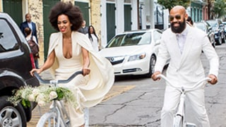 Solange Knowles' New Orleans Wedding: All the Details, Including the Family's Subtle Reference to Elevatorgate!