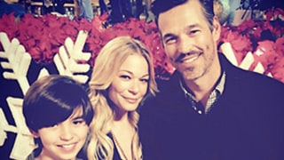 LeAnn Rimes Shares Holiday Photos With Stepsons, Sexy Solo Shot