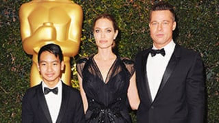 Angelina Jolie, Brad Pitt's Son Maddox, 13, Is a Production Assistant on Their Film: