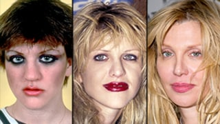 Courtney Love Doesn't Regret Her Nose Job, Lost Acting Role to Julia Roberts in Satisfaction