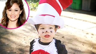 Vanessa Lachey Dresses Son Camden, 2, as the Cat in the Hat: Cute Picture