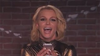 Jimmy Kimmel Live's Mean Tweets Are Back! Britney Spears, Gwyneth Paltrow, and Lisa Kudrow Have Hilarious Reactions
