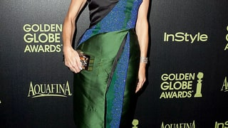 Kate Walsh: HFPA and InStyle Celebrate 2015 Golden Globe Award Season