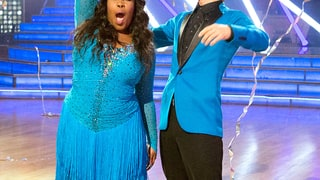 Season 17: Amber Riley and Derek Hough
