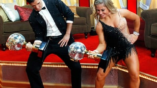 Season 8: Shawn Johnson and Mark Ballas