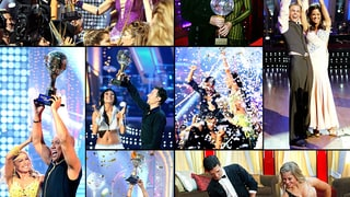 DWTS Winners Through the Years