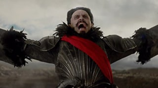 Hugh Jackman Is Unrecognizable as Villainous Blackbeard in New Pan Trailer: Watch the Preview