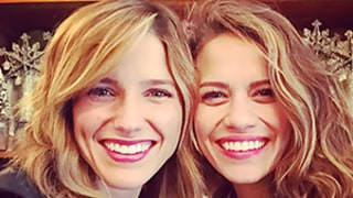 Sophia Bush, Bethany Joy Lenz Stage Another One Tree Hill Reunion: Picture