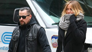 Cameron Diaz, Benji Madden Step Out, Hold Hands During NYC Stroll -- See the Cute Pic!