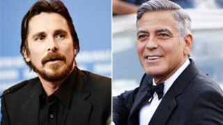 Christian Bale to George Clooney:
