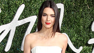 Kendall Jenner, Harry Styles, Emma Watson, More Stars Arrive in Style at the 2014 British Fashion Awards