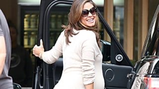 Vanessa Lachey Steps Out With Massive Baby Bump, Admits She Didn't Have an