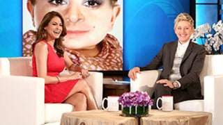 Eva Mendes Dishes on