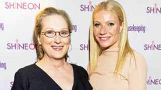 Meryl Streep: Gwyneth Paltrow Let Me Use Her Kitchen for Thanksgiving