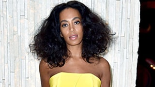 Solange Knowles Makes First Post-Wedding Appearance in Another Cape, Still Rocking Her Signature Bridal Style