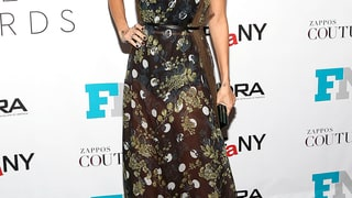 Nicole Richie: 2014 Footwear News Association of N.Y. Awards